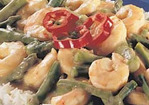 Baked Shrimp and Asparagus Recipe