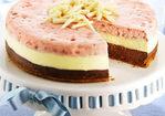 PHILLY Neapolitan Cheesecake Recipe