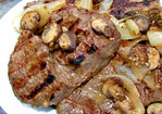Barbequed Marinated Flank Steak Recipe