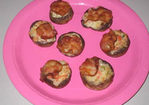 Seafood Stuffed Mushrooms Recipe