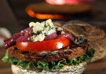 Black 'N Blue Morningstar Farms® Burger Recipe