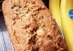 Almost No Fat Banana Bread Recipe