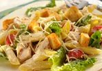 Caesar Pasta Salad with Grilled Chicken Recipe
