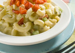 Amish Macaroni Salad Recipe