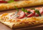 Cheesy Margherita Pizza Recipe