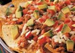 Cheesy Sausage Nachos Recipe