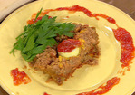 Emeril's Over the Top Bacon, Egg and Cheese Meatloaf Recipe