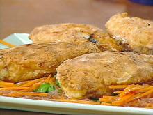 Goat Cheese-Stuffed Chicken Breasts Recipe