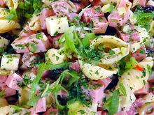 Muffuletta Salad Recipe
