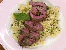 Whole Boneless Lamb Loin Recipe
