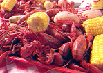 Crawfish Boil Recipe for 40 to 45 Pounds of Crawfish Recipe