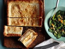 Cheese-Potato Slab Pie Recipe