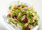 Orecchiette Salad with Roast Beef Recipe