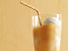 Smoky Creamsicle Float Recipe