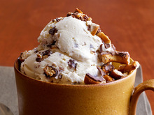 Sweet-and-Salty Ice Cream Recipe