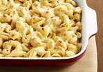 Three-Cheese Macaroni Recipe