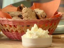 Dried Cherry Almond Scones Recipe