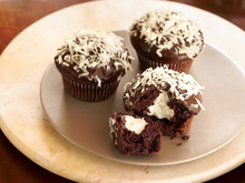 Frosting-Filled Cupcakes Recipe