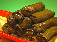 Stuffed Grape Leaves Recipe