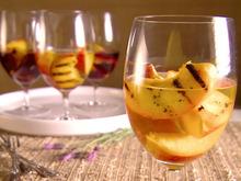 Grilled Peaches in Wine Recipe
