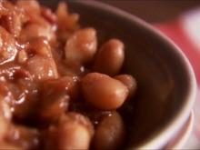 Italian-Style Baked Beans Recipe
