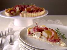 Pear Gorgonzola Tart Recipe