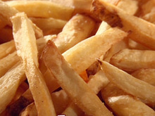 Double-Fried French Fries Recipe