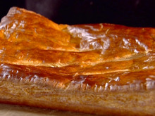 Ham and Cheese in Puff Pastry Recipe
