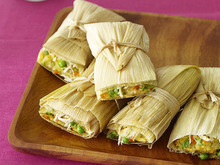 Chicken Tamales Recipe