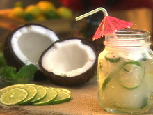 Crazy Coconut Lemonade Recipe