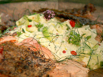 Jh0107_crispy-barbecued-side-of-salmon-barbeque-with-cucumber-yogurt_lg