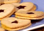 Linzer Heart Sandwich Cookies Recipe