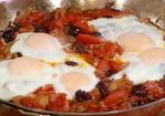 Eggs in Purgatory: Uova in Purgatorio Recipe