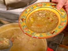 Minestrone with Rice and Beans: Minestrone di Riso e Fagioli Recipe