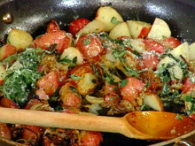 New Potatoes with Oregano (Patate Ariganate) Recipe