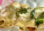 Cream Tacos: Tacos de Crema Recipe