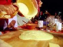 Soft Polenta Recipe