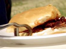 Mungo-lian Barbequed Tri Tip Sandwiches Recipe