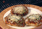 Neelys BBQ Pizza Recipe