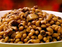 Black-Eyed Peas with Bacon and Pork Recipe