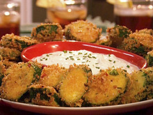 Neely's Fried Zucchini Recipe
