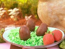 Chocolate Covered Potato Eggs Recipe