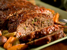 Old-Fashioned Meat Loaf- A.K.A 'Basic' Meat Loaf Recipe