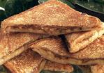 Paula's Fried Peanut Butter and Banana Sandwich Recipe