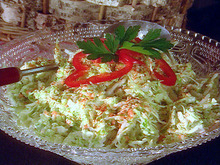 The Lady's Coleslaw Recipe