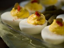 Traditional Southern Deviled Eggs Recipe