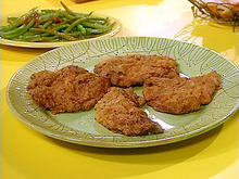 Chicken Fried Steaks and Creamed Pan Gravy with Biscuits Recipe