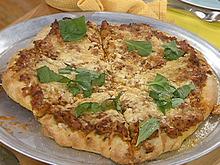 Chicken Parm Pizza Recipe