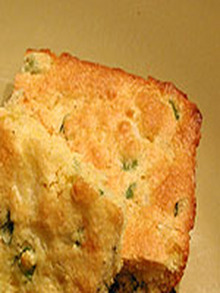 Cracked Corn and Cheese Squares Recipe