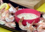 Shrimp Cocktail with Rach's Quick Remoulade Recipe